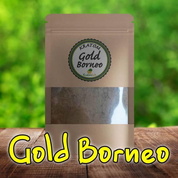 Gold Borneo Kratom Premium Powder