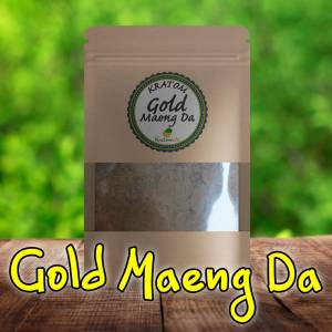 Gold Maeng Da Kratom Premium Powder