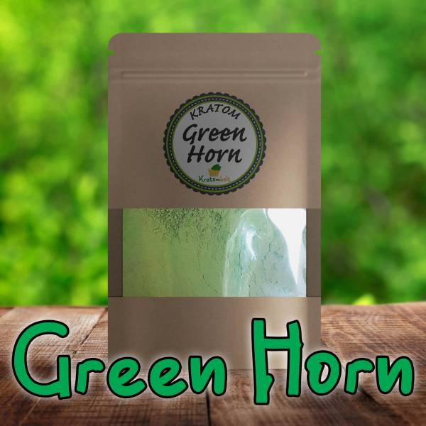 Green Horn Kratom Premium Powder