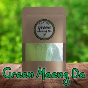 Green Maeng Da Kratom Premium Powder