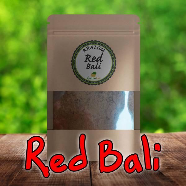 Red Bali Kratom Premium Powder