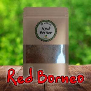 Red Borneo Kratom Premium Powder