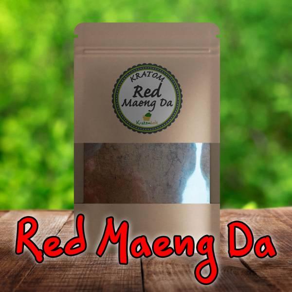 Red Maeng Da Kratom Premium Powder