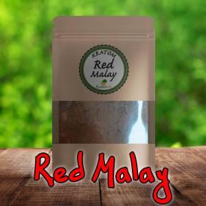Red Malay Kratom Premium Powder