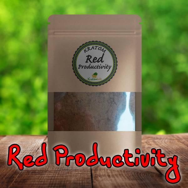 Red Productivity Kratom Premium Powder