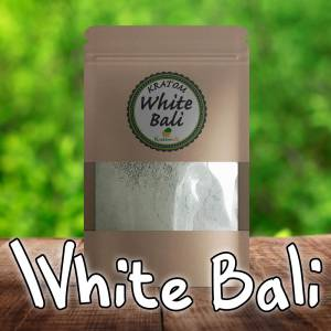 White Bali Kratom Premium Powder