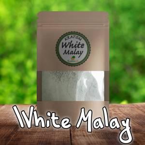 White Malay Kratom Premium Powder