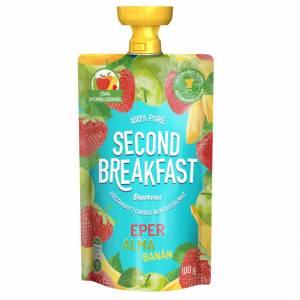 Second Breakfast - Eper, alma, banán