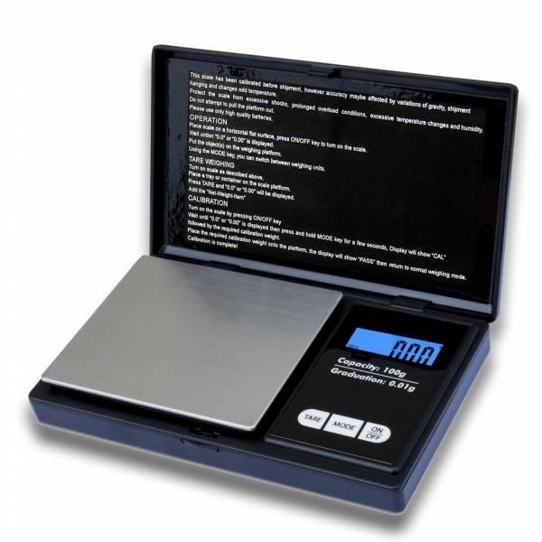 Digitális Precíziós Zsebmérleg 500g-0.01g
